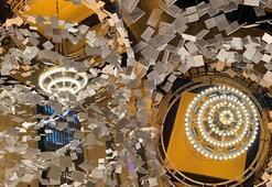 Dünyanın en pahalı sanat eseri Ziyaretçi akınına uğradı