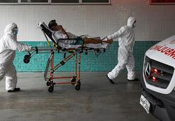 Korkunç Hastaneye kaldırılan her 5 Kovid hastasından ikisi öldü