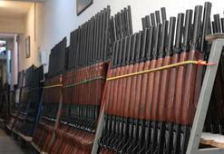 Konyanın Huğlu Mahallesinden 25 milyon dolarlık av tüfeği ihracatı