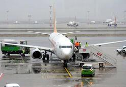 Son dakika... Samsun-İstanbul yolcu uçağında panik Acil iniş yaptı