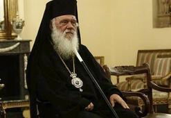 Yunanistan Başpiskoposu haddini aştı