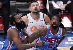 NBAde Harden yeni takımındaki kariyerine rekorla başladı