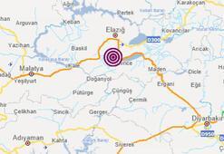 Son dakika... Elazığda 4.1 büyüklüğünde deprem Sabahtan bu yana art arda depremler