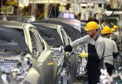 Otomotiv sanayisinin üretimi azaldı