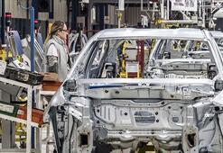 Otomotiv sanayisinin üretimi 2020de yüzde 11 azaldı