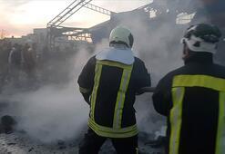 Azezde bombalı terör saldırısı: 1 ölü, 6 yaralı