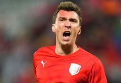 Son dakika transfer haberleri - Beşiktaşın gündemindeki Mandzukic, Milan ile anlaşmaya vardı