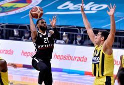 Fenerbahçe Beko - Beşiktaş: 83-92
