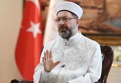 Diyanet İşleri Başkanı Erbaştan, Yunan Başpiskoposa kınama
