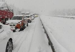 SON DAKİKA: Bu bölgelerde yaşayanlar dikkat Meteorolojiden kar uyarısı
