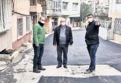 Asfaltlanmamış sokak kalmayacak