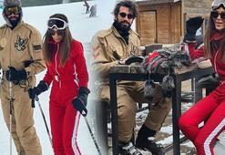Seren Serengil kayak merkezine gitti