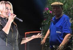 Ünlü şarkıcının acı günü Babası vefat etti