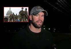 Son dakika Savunması polisleri şok etti Kongre Binası yakınında 500 mermiyle yakalanmıştı...