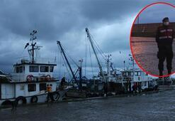 Balıkçıların ağına takıldı Rus yapımı...