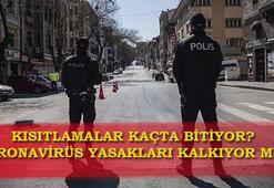 Sokağa çıkma yasağı (18 Ocak) saat kaçta bitecek Hafta sonu sokağa çıkma yasağı ne zaman bitiyor, kısıtlamalar kalkıyor mu