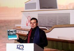 İstanbul'a 50 adet deniz taksi geliyor