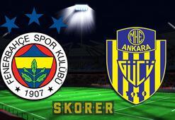 Fenerbahçe Ankaragücü maçı ne zaman, saat kaçta Fenerbahçe Ankaragücü hangi kanalda İşte, muhtemel 11 ve hakemi