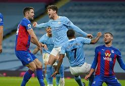 Manchester City, Crystal Palaceı farklı yendi