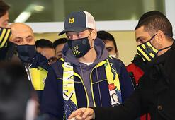 Son dakika - Mesut Özil İstanbulda İlk görüntüler...