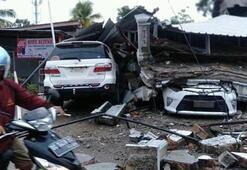 Endonezyadaki depremde ölenlerin sayısı artıyor
