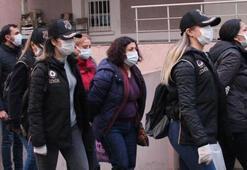 İzmir merkezli terör operasyonunda 5 kişiye tutuklama