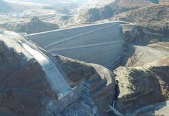 Yoncalı Barajından ekonomiye 164 milyon TL katkı sağlanacak