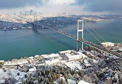 Son dakika Kar yağışı İstanbul'a 10 günlük su kazandırdı