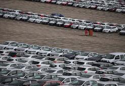Türkiyeden 9,5 milyar dolarlık binek otomobil ihraç edildi