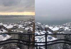 Kar yağışında son dakika: Boğaz hattı kapanıyor