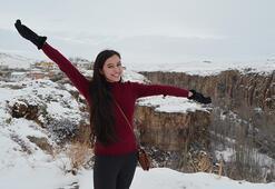 12 bin kilometre uzaktan gelen turistler Ihlaraya hayran kaldı