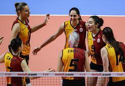 Galatasaray HDI Sigorta, CEV Kupasında son 16 ve çeyrek final turuna ev sahipliği yapacak