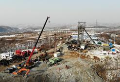 Patlayan madenden 12 işçi sağ kurtuldu