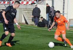 FK Partizan, özel maçta Zagleble Lubini yendi