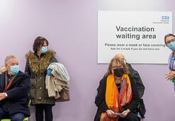 İngilterede dakikada 140 kişiye koronavirüs aşısı