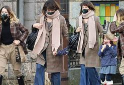 Milla Jovovich kızının ilk başrolüne destek için ülke değiştirdi