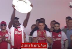Ajaxın yeni genç yıldızı: Lassina Traore
