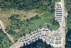 Son dakika... Uydudan göründü Çin gizlice inşa etti...