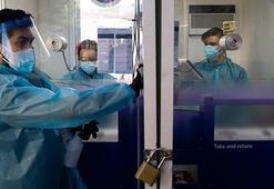 Koronavirüsün mutasyona uğramış yeni türü Californiada hızla yayılıyor