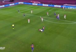 Messinin İspanya Süper Kupası finalinde gördüğü kırmızı kart