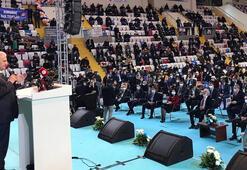 Binali Yıldırım, AK Parti Manisa 7. Olağan İl Kongresinde konuştu