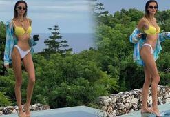 Bali güzeli Şevval Şahin