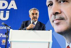 AK Partili Yazıcıdan asla haksızlığı kabul etmeyiz mesajı