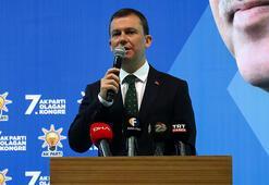 AK Partili Şahin: Ülkemize ve şehirlerimize hizmet etmeye devam ediyoruz