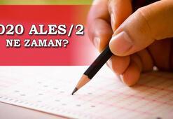 Ertelenen 2020 ALES-2 sınavı ne zaman, ALES/2 sınavı hangi tarihte olacak İşte, ÖSYM ALES-2 sınav tarihi...