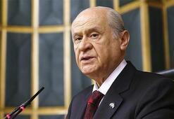 MHP lideri Bahçeliden Yusuf Eymenin ailesine tebrik telefonu