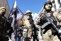 Son dakika... ABDde silahlı gruplar toplanmaya başladı