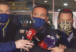 Fenerbahçe Başkanı Ali Koçtan  Eden Hazard ve Mesut Özil açıklaması