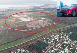 TOGG'un Gemlik tesisi inşaatına 1500 istihdam