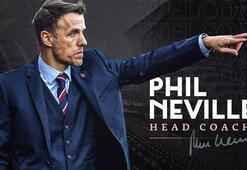 Phil Neville, Inter Miaminin teknik direktörü oldu